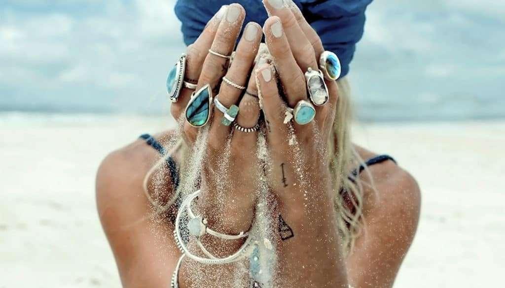 sandhands koko pilli - Flowers by Julia Rose