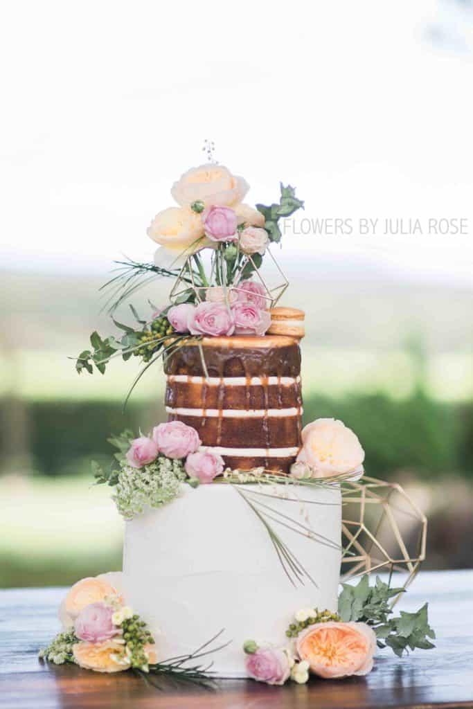 FLOWERS BY JULIA ROSE - let them eat cake -TheWeddingPlaybook- Byron Bay