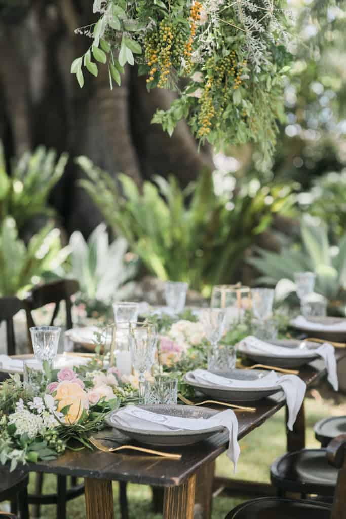 Flowers by Julia Rose - The wedding Play book - crystal cut - Byron Bay
