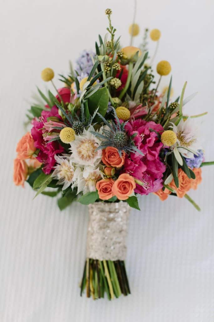 Flowers By Julia Rose - Harvest Newrybar Wedding - bouquet