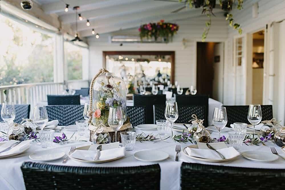 Flowers By Julia Rose - Harvest Newrybar Wedding -table centre