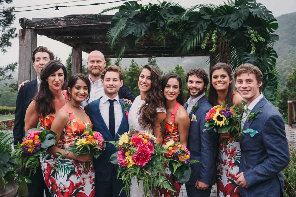 Wedding Flowers by Julia rose - Orara Valley Estate 0015