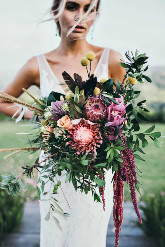 Wedding Flowers by Julia Rose - Summer grove Estate - White magazine
